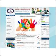 Site De Escolas Completo Em Php + Mysql Com Boletim Escolar