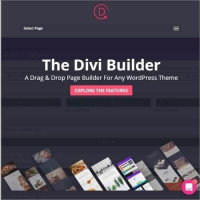 Tema Divi Wordpress V3.12.2 Com Page Builder + Layout Pack
