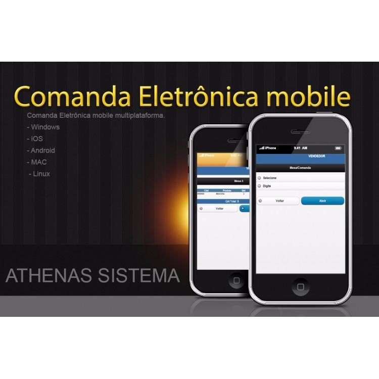 Código Fontes Aspx Comanda Eletrônica Mobile Multiplataforma