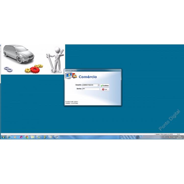 Controle De Vendas Para Loja De Informática Ordem Servico