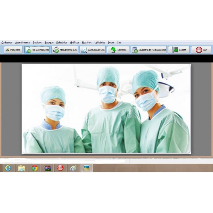 Delphi Xe Sistema Para Clínicas Médicas E Prontos Socorro