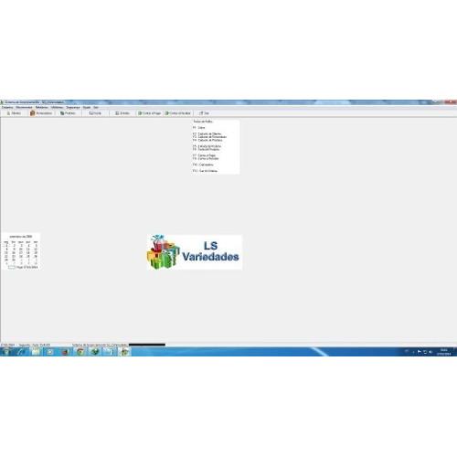 Código Fonte Em Delphi Do Sistema De Loja Erp + Firebird