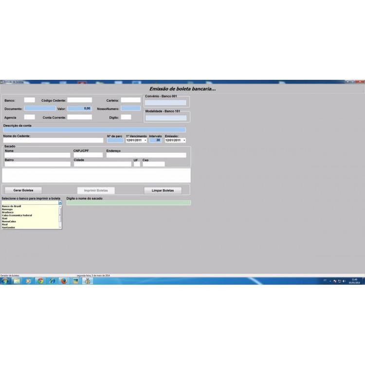 Código Fonte Em Delphi 2010 Do Gerador De Boleto Bancário