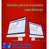 Sistema Para Restaurantes, Bares E Lanchonetes Com Delivery