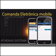 Codigo Fontes Comanda Eletrônica Mobile Multiplataforma Net