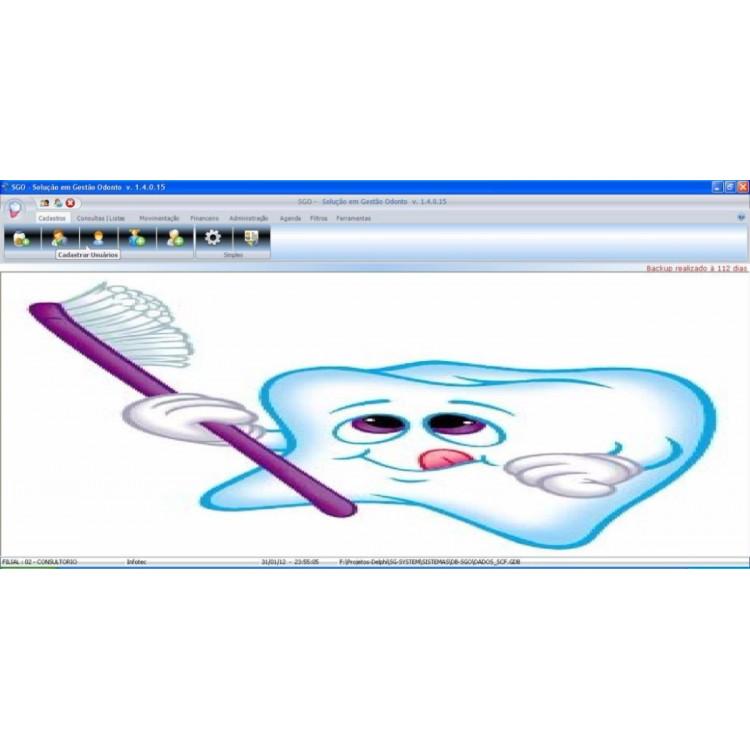 Fontes Em Delphi Xe Do Sistem Software Odonto - Odontológico