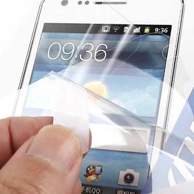 Pelicula Transparente Lisa Proteção De Tela Galaxy S3 I9300