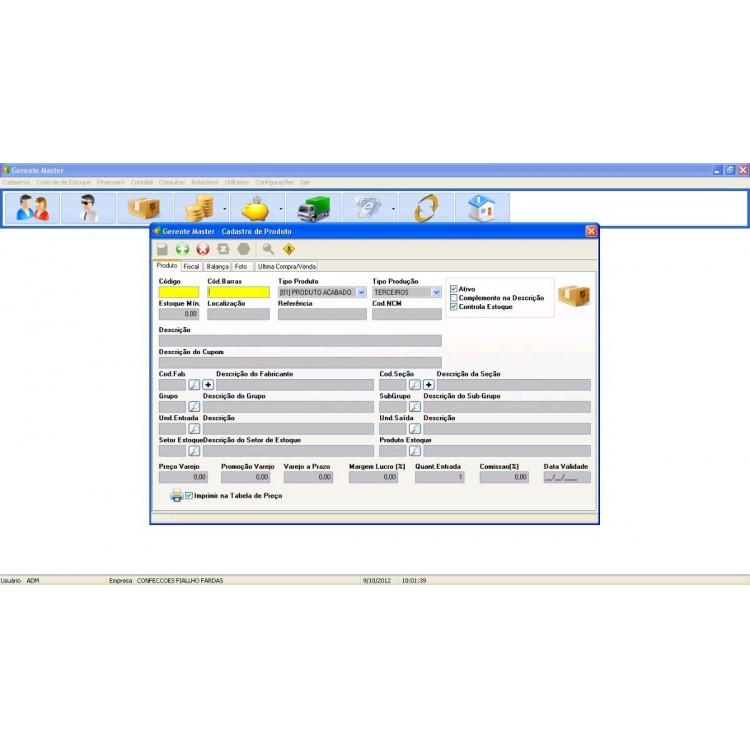 Erp Com Código Fonte Em Delphi Automacao Comercial Com Nfe