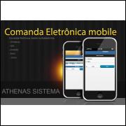 Comanda Eletrônica Mobile - Athenas, Siscom E Sis-soft