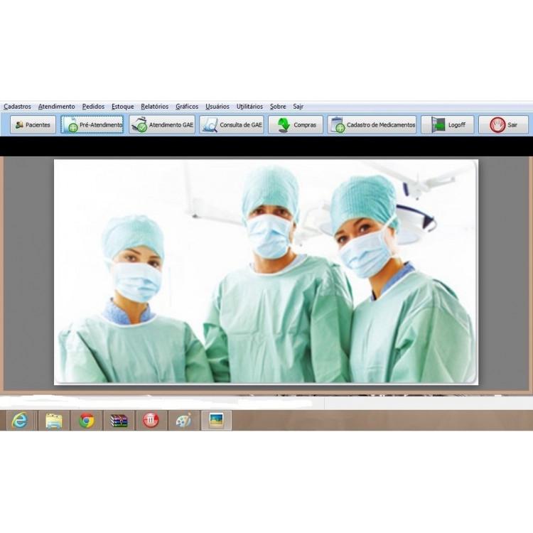 Código-fonte Sistema Para Clínicas Médicas E Prontos-socorro